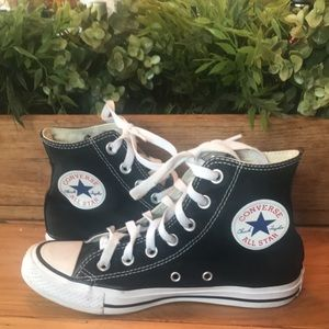 All star back high top converse